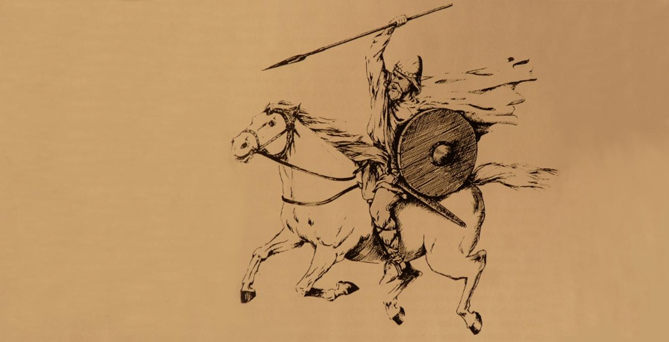 tombe viking ile de groix