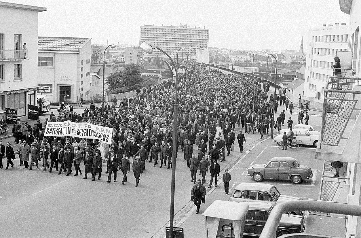 Mai 1968 en Bretagne | Becedia