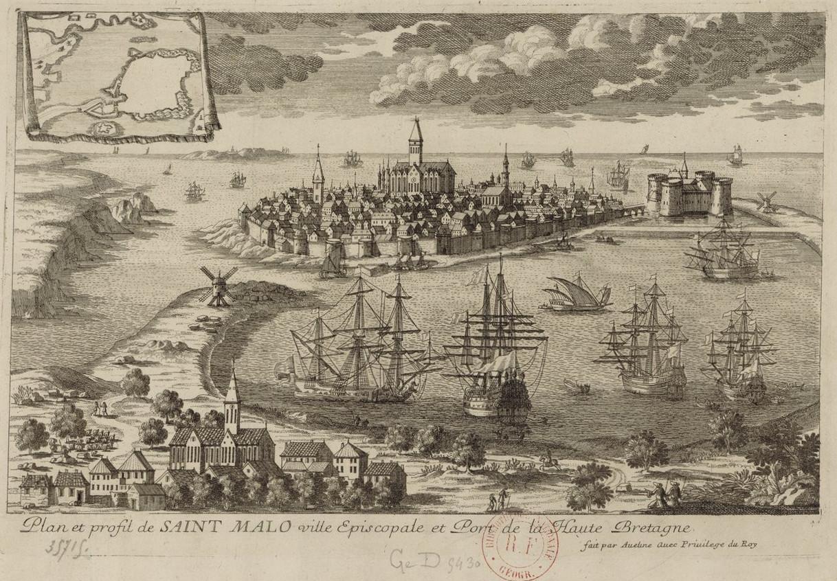 La r publique de saint malo 1590 1594 becedia - La maison generale st malo ...