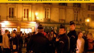 4 - La gestion public des rassemblements festifs  dans l'espace public par Benoît Careil by BCD/Sevenadurioù