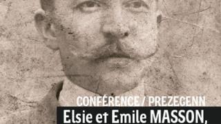 """Lancement de Bécédia - """"Elsie et Emile Masson, professeurs de liberté"""" by BCD/Sevenadurioù"""