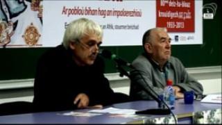 Philippe Jarnoux (directeur CRBC) - Accueil et introduction du colloque (8'65)