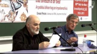 Séquence témoignage – Yves Le Lay (lecture lettre de Fañch Morvannou) (3'01)