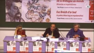 Jean-Michel Le Boulanger – Enjeux de la politique linguistique et culturelle de la Région (25'48)
