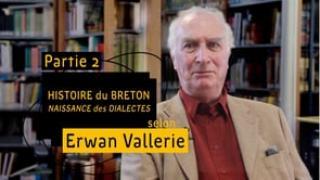 Histoire du breton - Naissance des dialectes (partie 2)