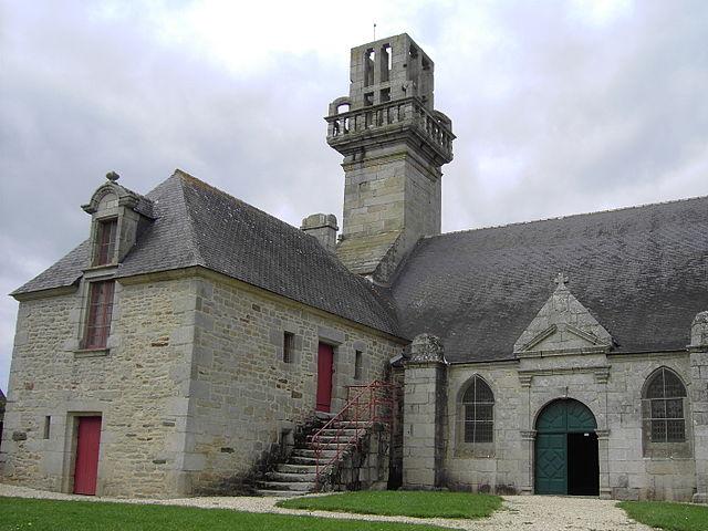 Chapelle décapitée de Languivoa