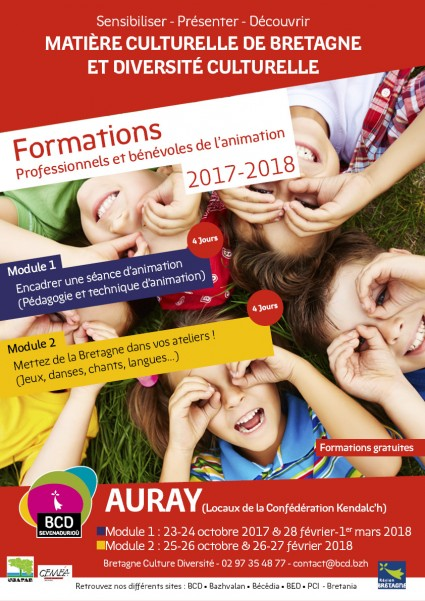 [AFFICHE]Formations